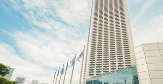 Swissotel The Stamford Singapore - Singapur - Edificio