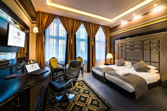 Hotel Dana Business & Conference - Szczecin - Bedroom