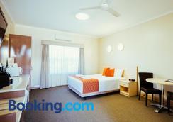 Club Motor Inn - Narrabri - Bedroom