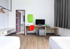 D Varee Xpress Makkasan - Bangkok - Makuuhuone