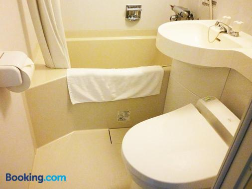 Hotel AreaOne Chitose - Chitose - Bathroom