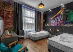 Aparts Bed & Breakfast - วูช - ห้องนอน