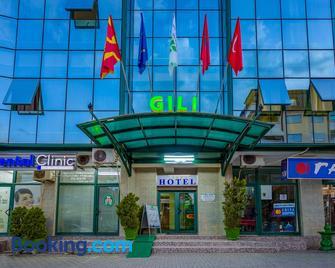 Green Center Gili - Gostivar - Building