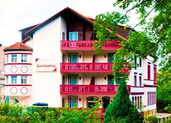 Wellnesshotel Germania Bad Harzburg - Bad Harzburg - Edificio