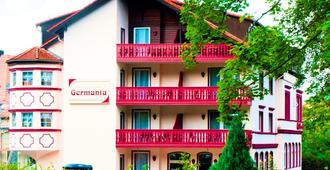Wellnesshotel Germania Bad Harzburg - Bad Harzburg - Building