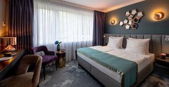 Hotel du Nord Alster - המבורג - חדר שינה