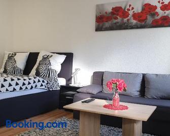 Dm Apartment - Triberg - Huiskamer