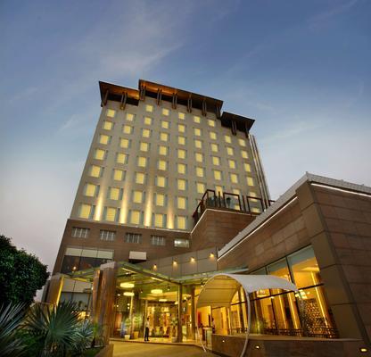 新德里 CBD 沙赫德拉麗亭酒店 - 新德里 - 新德里 - 建築