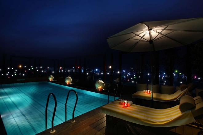 新德里 CBD 沙赫德拉麗亭酒店 - 新德里 - 新德里 - 游泳池