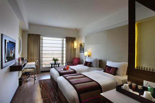 新德里 CBD 沙赫德拉麗亭酒店 - 新德里 - 新德里 - 臥室