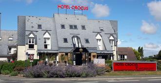 Hotel Crocus Caen Memorial - קאה