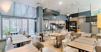 B&b Hotel Marseille Centre La Joliette - מרסיי - מסעדה