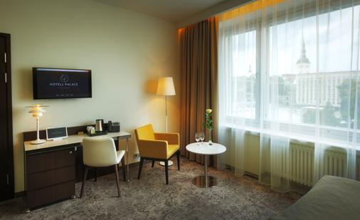 Hotel Palace by TallinnHotels - Ταλίν - Κρεβατοκάμαρα