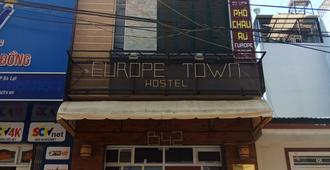 Europe Town Hostel & Bar - Adults Only - Dalat - Building