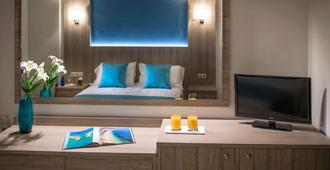 Central Hersonissos Hotel - Hersonissos - Bedroom