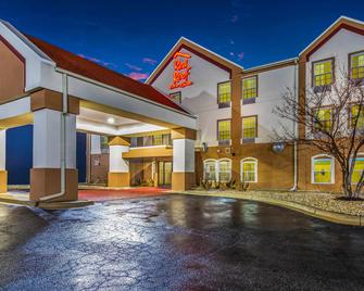 Red Roof Inn & Suites Monee - Monee - Gebouw