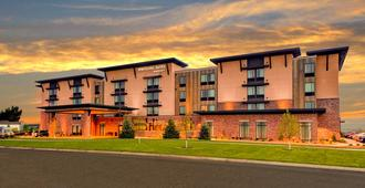 SpringHill Suites by Marriott Bozeman - Bozeman - Edificio