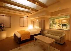 Hotel Fine Matsue Free Parking - Adult Only - Matsue - Bedroom