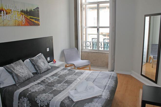 Residencial Lunar - Porto - Bedroom