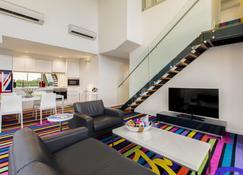 Adge Apartments - Σίδνεϊ - Σαλόνι