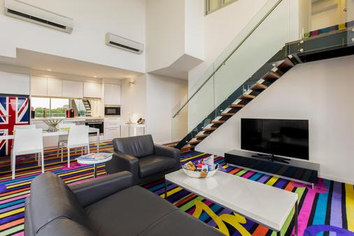 Adge Boutique Apartment Hotel - Sydney - Olohuone