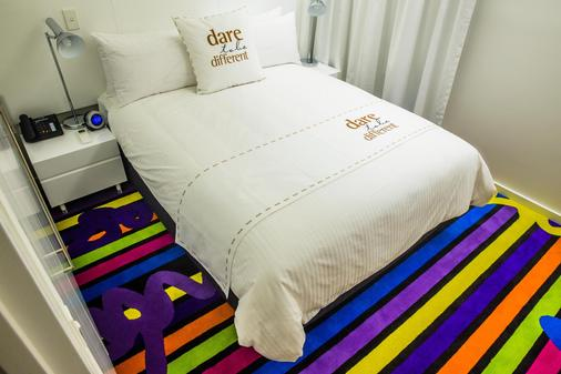 Adge Boutique Apartment Hotel - Sydney - Makuuhuone