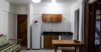 Arpoador Flat - Itacaré - Kitchen