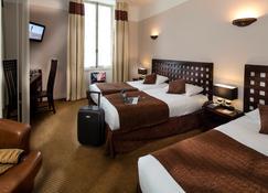 Best Western Le Comtadin - Carpentras - Bedroom
