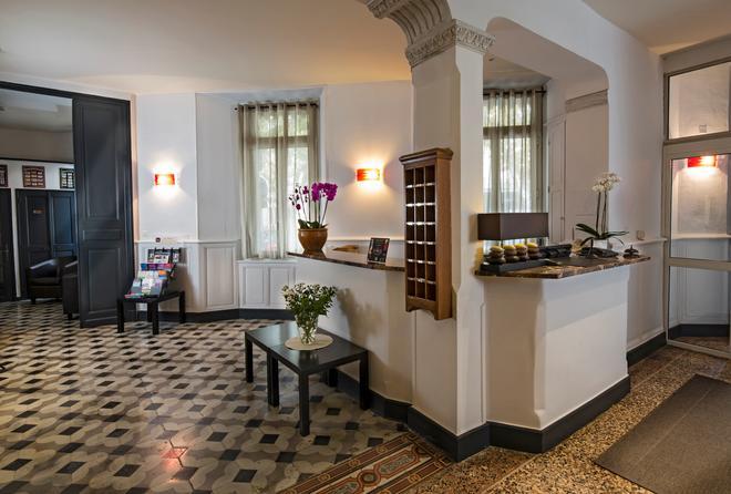 Best Western Le Comtadin - Carpentras - Lobby