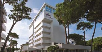 Hotel Florida - Lignano - Gebäude