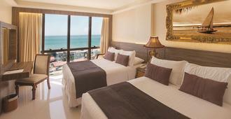 貝斯特韋斯特至尊壯麗潘塔內格拉海灘酒店 - 納塔爾 - 納塔爾 - 臥室