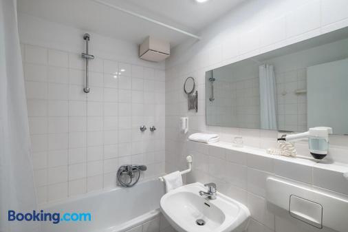 Hotel Gertrudenhof - Cologne - Phòng tắm