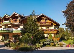 Hotel Sallerhof - Salzburg - Gebouw