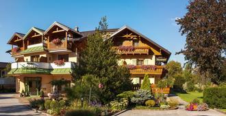 Hotel Sallerhof - Salzburgo - Edificio