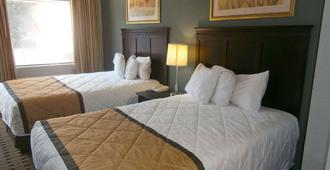 Americas Best Value Inn Athens, Ga - את'נס - חדר שינה