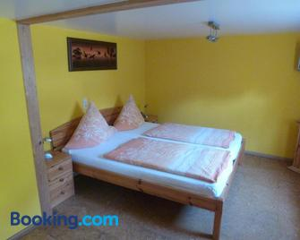 Privatzimmer Rethaber - Ringsheim - Bedroom