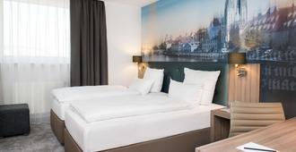 中庭公園酒店 - 雷根斯堡 - 雷根斯堡 - 臥室
