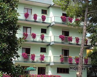 Hotel Moreri - Grado - Edificio