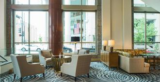 Kansas City Marriott Downtown - Kansas City - Lounge