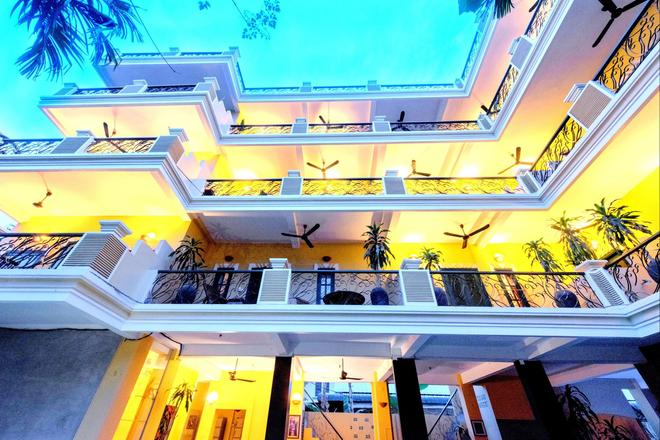 Golden Banana Residence - Siem Reap - Building