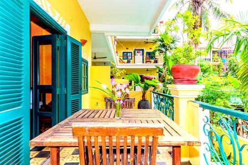 Golden Banana Residence - Siem Reap - Balcony