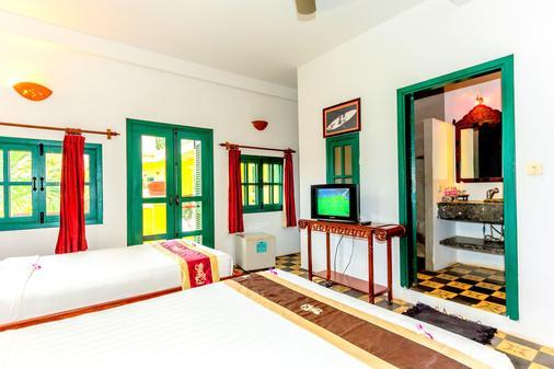 Golden Banana Residence - Siem Reap - Bedroom