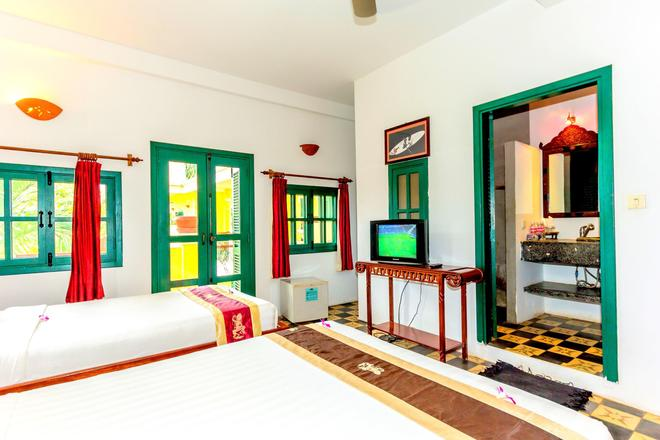 Golden Banana Residence - Siem Reap - Bedroom