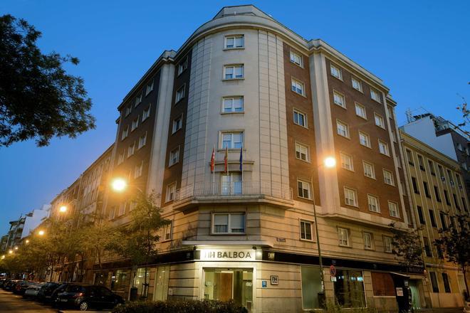 NH Madrid Balboa - Madrid - Building