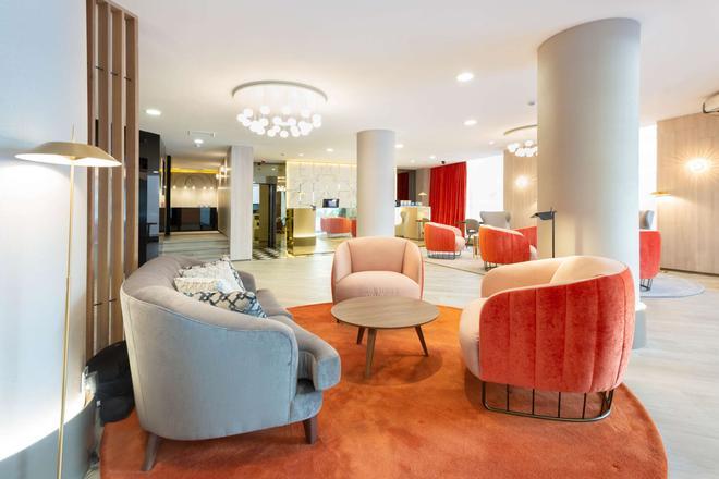 NH Madrid Balboa - Madrid - Lounge