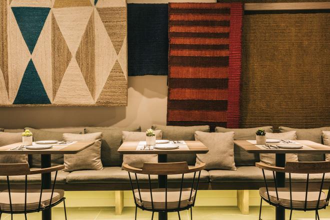 NH Madrid Balboa - Madrid - Restaurant