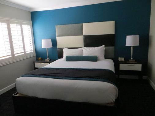 貝斯特韋斯特普拉斯皇家賭場酒店 - 拉斯維加斯 - 拉斯維加斯 - 臥室