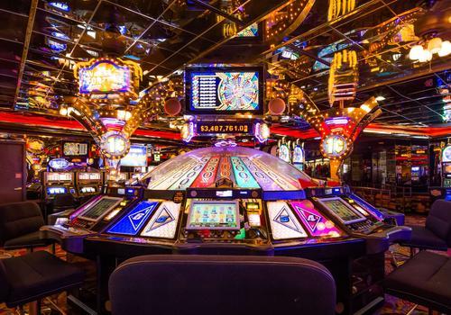 Vegas slots online egt