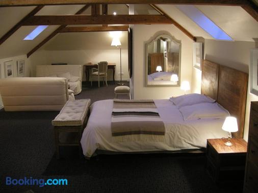 Domaine de Joinville & Spa - Eu - Bedroom