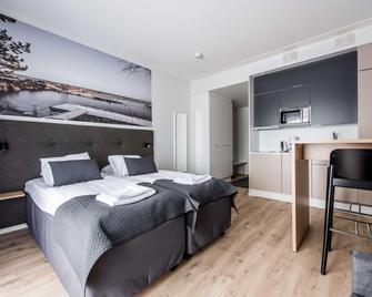 Forenom Aparthotel Kempele - Kempele - Ložnice